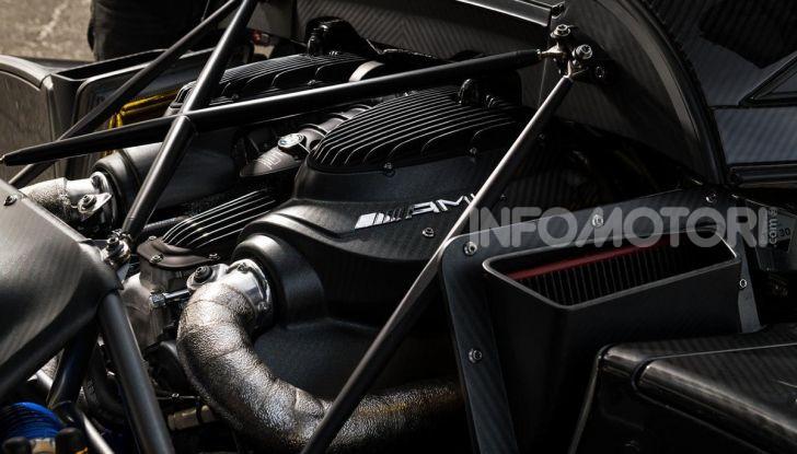 La Pagani Huayra BC Macchina Volante è in vendita - Foto 4 di 35