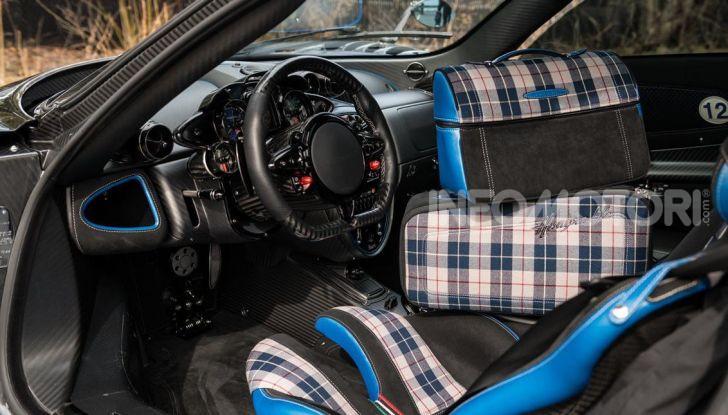 La Pagani Huayra BC Macchina Volante è in vendita - Foto 19 di 35