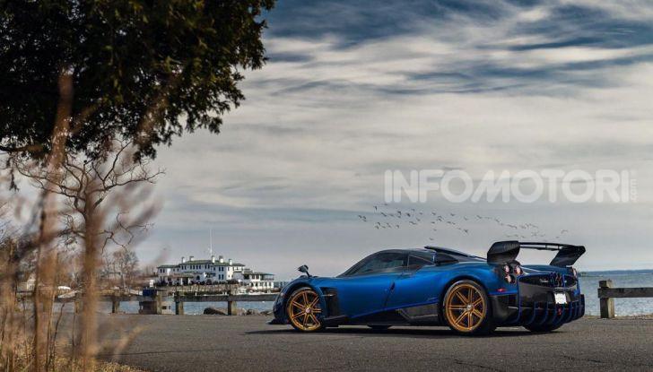 La Pagani Huayra BC Macchina Volante è in vendita - Foto 20 di 35