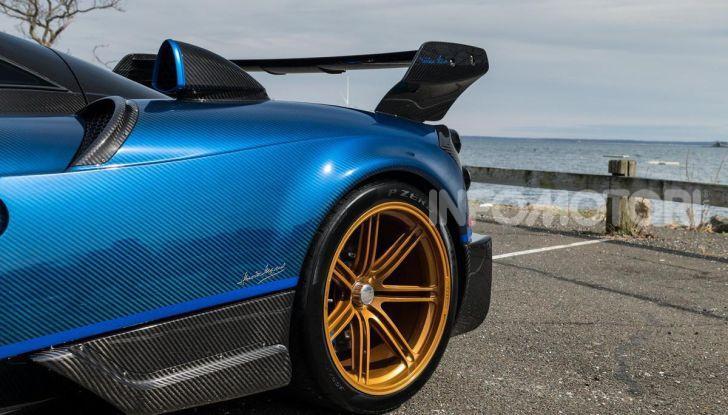 La Pagani Huayra BC Macchina Volante è in vendita - Foto 7 di 35