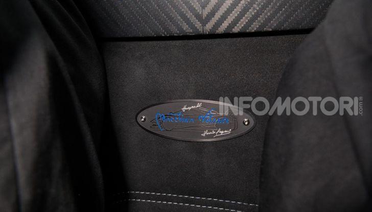 La Pagani Huayra BC Macchina Volante è in vendita - Foto 23 di 35