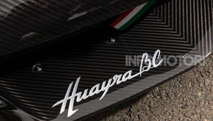 La Pagani Huayra BC Macchina Volante è in vendita - Foto 26 di 35