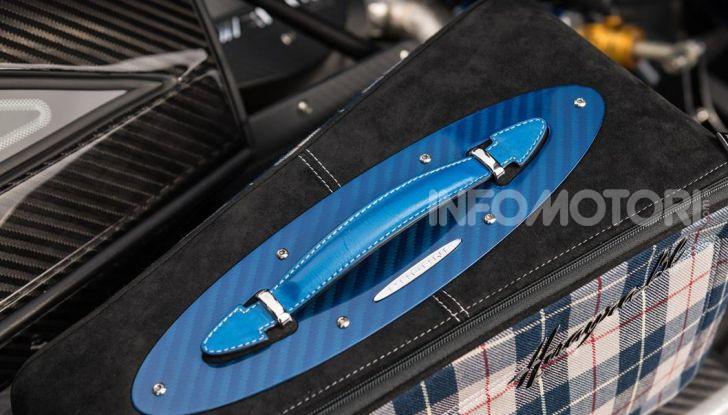 La Pagani Huayra BC Macchina Volante è in vendita - Foto 10 di 35