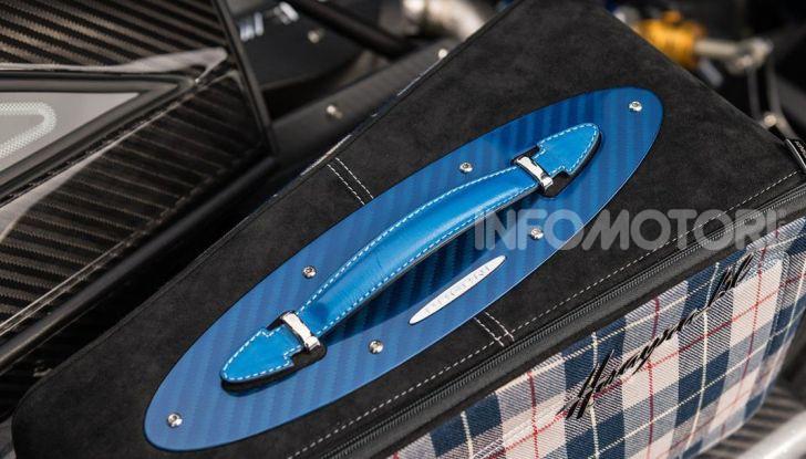 La Pagani Huayra BC Macchina Volante è in vendita - Foto 11 di 35