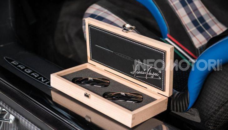 La Pagani Huayra BC Macchina Volante è in vendita - Foto 12 di 35