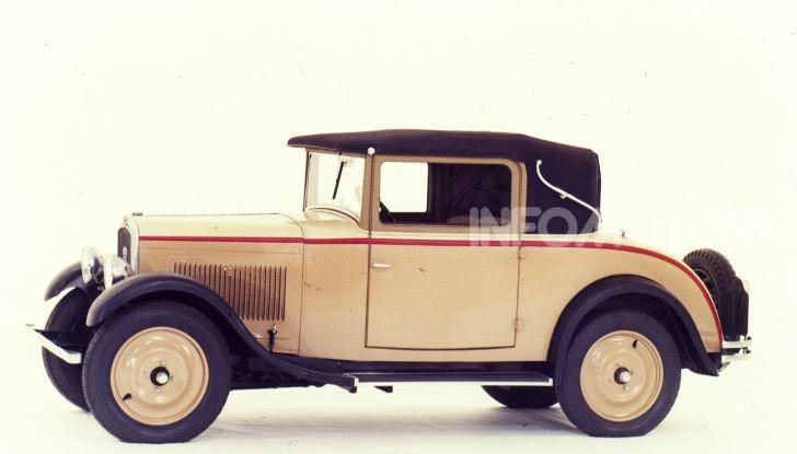 90 anni fa la prima Peugeot con tre cifre ed uno zero in mezzo - Foto 1 di 5