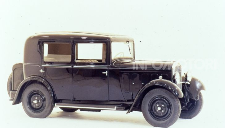 90 anni fa la prima Peugeot con tre cifre ed uno zero in mezzo - Foto 3 di 5
