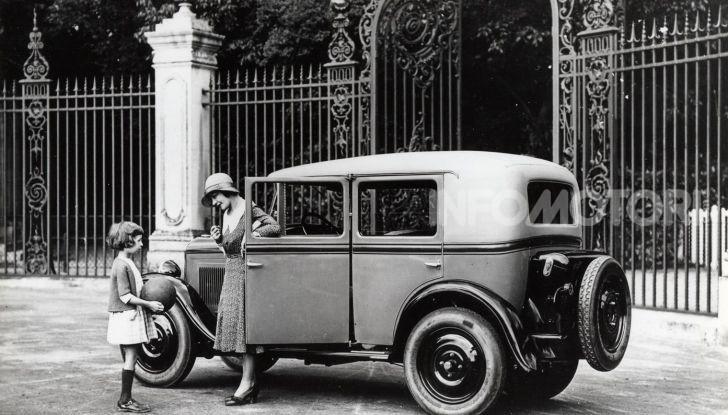 90 anni fa la prima Peugeot con tre cifre ed uno zero in mezzo - Foto 5 di 5