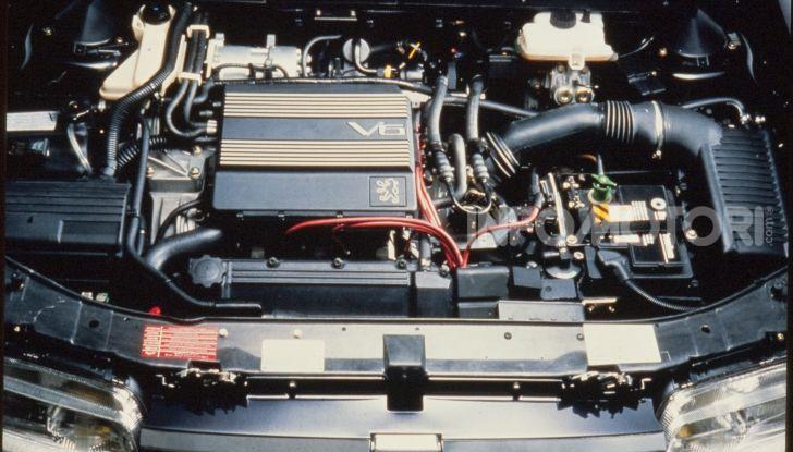 PRV, il progetto del mancato 8 cilindri Peugeot - Foto 5 di 9