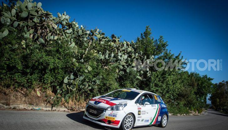 Peugeot vince la Targa Florio Due Ruote Motrici - Foto 2 di 5