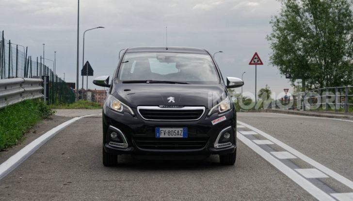 [VIDEO] Prova nuova Peugeot 108 2019: piccola grande citycar! - Foto 3 di 50
