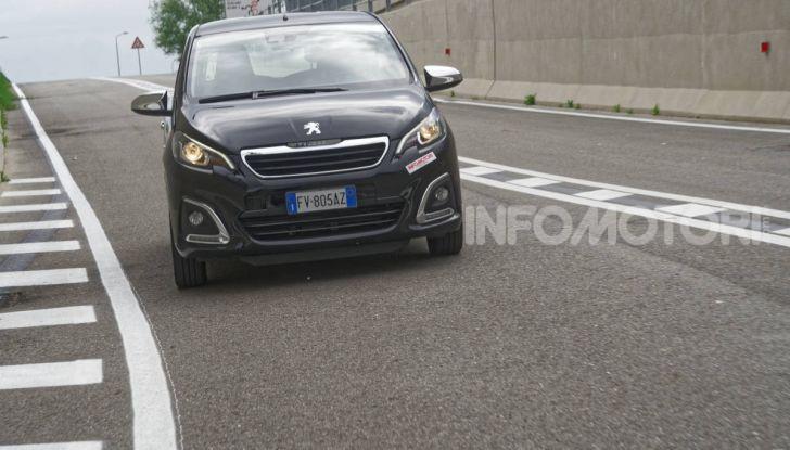 [VIDEO] Prova nuova Peugeot 108 2019: piccola grande citycar! - Foto 4 di 50