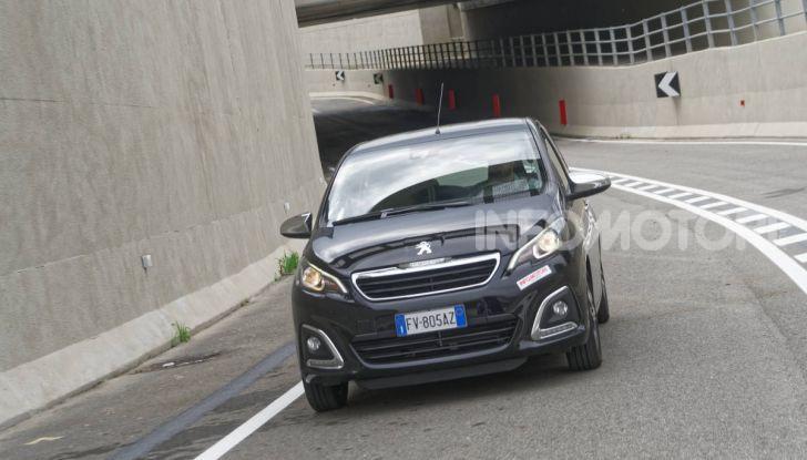 [VIDEO] Prova nuova Peugeot 108 2019: piccola grande citycar! - Foto 6 di 50