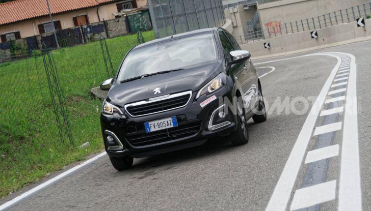 [VIDEO] Prova nuova Peugeot 108 2019: piccola grande citycar! - Foto 8 di 50