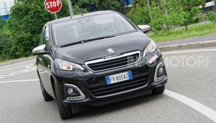 [VIDEO] Prova nuova Peugeot 108 2019: piccola grande citycar! - Foto 10 di 50