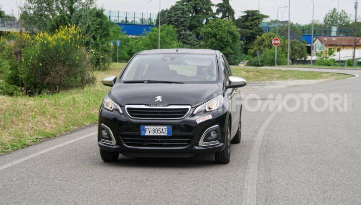 [VIDEO] Prova nuova Peugeot 108 2019: piccola grande citycar! - Foto 12 di 50