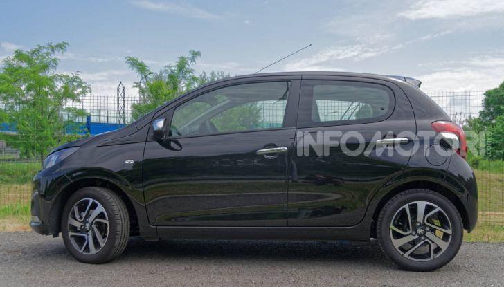 [VIDEO] Prova nuova Peugeot 108 2019: piccola grande citycar! - Foto 22 di 50