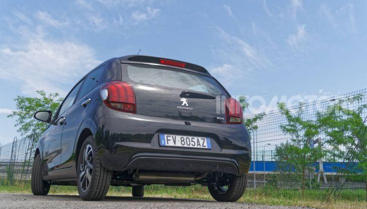 [VIDEO] Prova nuova Peugeot 108 2019: piccola grande citycar! - Foto 24 di 50