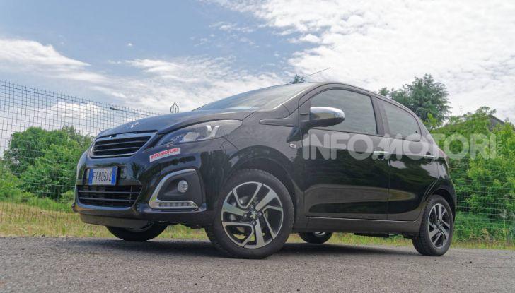 [VIDEO] Prova nuova Peugeot 108 2019: piccola grande citycar! - Foto 28 di 50