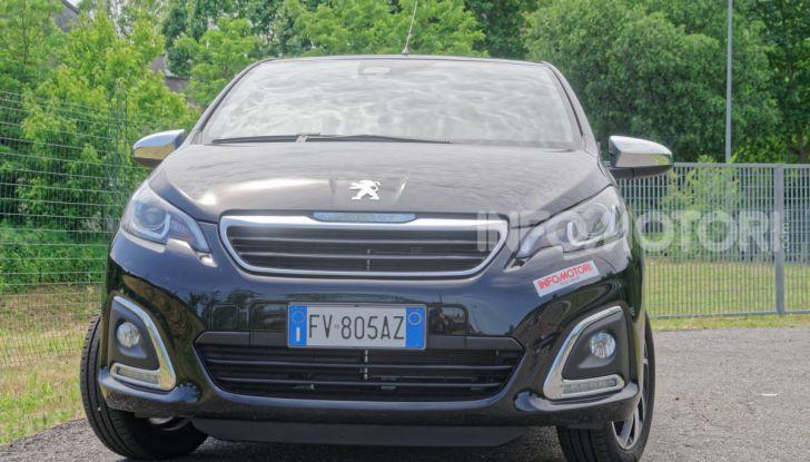 [VIDEO] Prova nuova Peugeot 108 2019: piccola grande citycar! - Foto 32 di 50