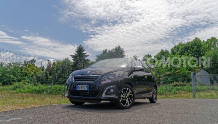 [VIDEO] Prova nuova Peugeot 108 2019: piccola grande citycar! - Foto 35 di 50