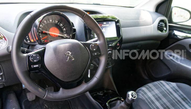 [VIDEO] Prova nuova Peugeot 108 2019: piccola grande citycar! - Foto 39 di 50