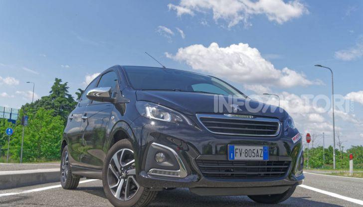 [VIDEO] Prova nuova Peugeot 108 2019: piccola grande citycar! - Foto 49 di 50