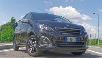 [VIDEO] Prova nuova Peugeot 108 2019: piccola grande citycar!