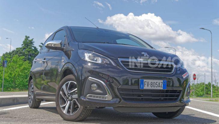 [VIDEO] Prova nuova Peugeot 108 2019: piccola grande citycar! - Foto 50 di 50