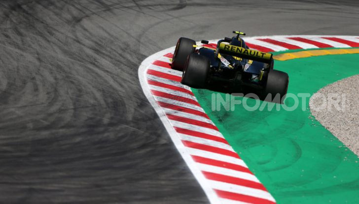 F1 2019 Test Barcellona, Day 2: Mazepin e la Mercedes davanti a tutti, Fuoco terzo con la Ferrari seguito da Leclerc - Foto 9 di 20
