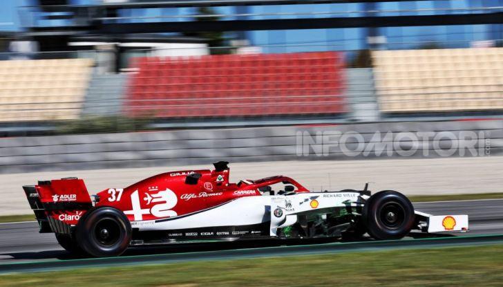 F1 2019 Test Barcellona, Day 2: Mazepin e la Mercedes davanti a tutti, Fuoco terzo con la Ferrari seguito da Leclerc - Foto 16 di 20