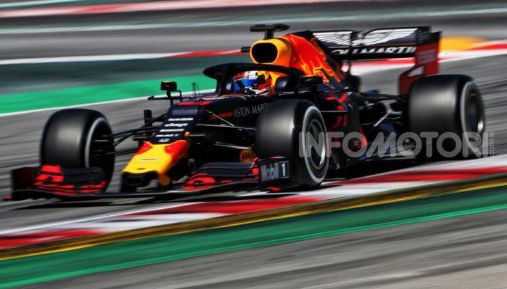 F1 2019 Test Barcellona, Day 2: Mazepin e la Mercedes davanti a tutti, Fuoco terzo con la Ferrari seguito da Leclerc - Foto 15 di 20