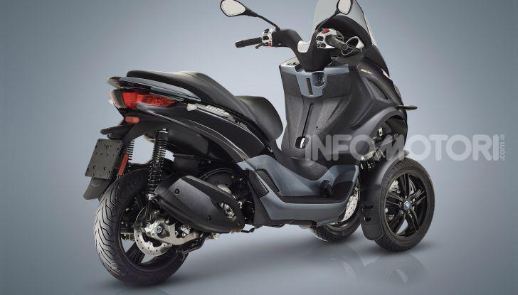 Piaggio MP3 300 hpe: il tre ruote più famoso al mondo ancora più agile e sportivo - Foto 3 di 60