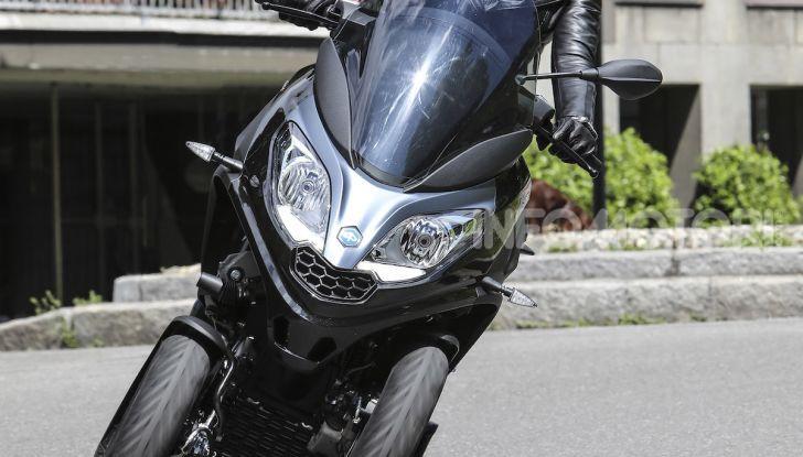 Piaggio MP3 300 hpe: il tre ruote più famoso al mondo ancora più agile e sportivo - Foto 53 di 60