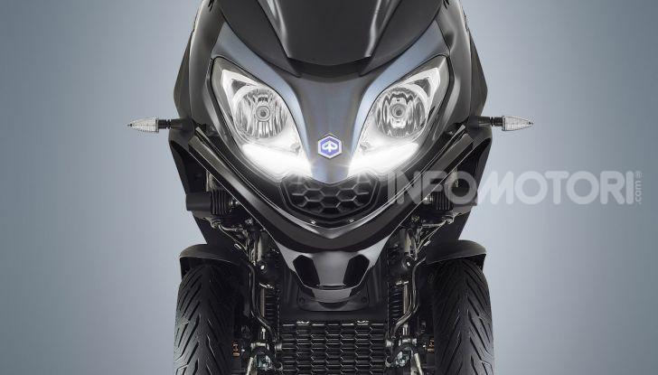 Piaggio MP3 300 hpe: il tre ruote più famoso al mondo ancora più agile e sportivo - Foto 6 di 60