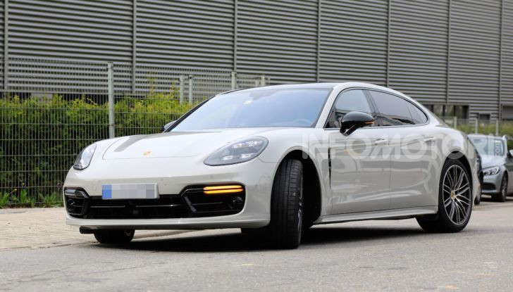 Porsche Panamera Facelift 2020 immagini e caratteristiche - Foto 1 di 5