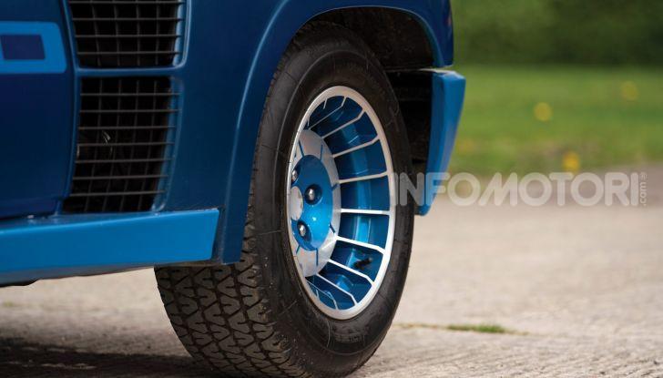 Renault 5 Turbo, RMSothebys la mette all'asta a Villa Erba - Foto 9 di 18