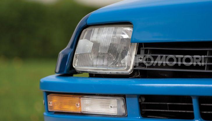Renault 5 Turbo, RMSothebys la mette all'asta a Villa Erba - Foto 8 di 18