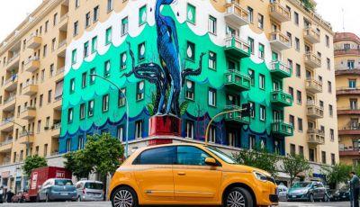 Nuova Renault Twingo 2019: la citycar scattante e ancora più colorata