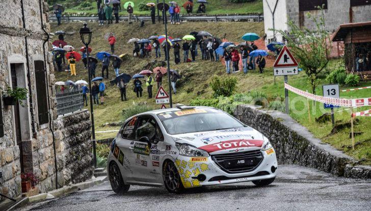 Peugeot Competition – A Piancavallo Rovatti si prende gara e primato - Foto 2 di 8