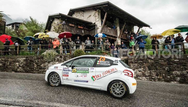 Peugeot Competition – A Piancavallo Rovatti si prende gara e primato - Foto 3 di 8