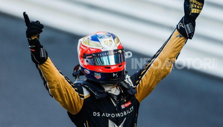 Seconda vittoria per Jean-Éric Vergne e DS TECHEETAH a Monaco - Foto 3 di 6