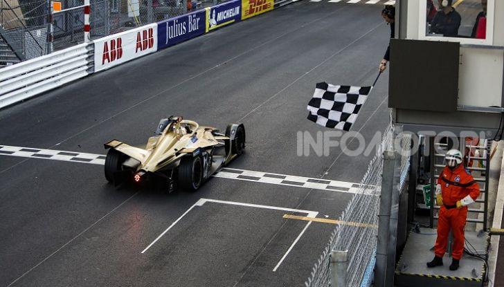 Seconda vittoria per Jean-Éric Vergne e DS TECHEETAH a Monaco - Foto 6 di 6