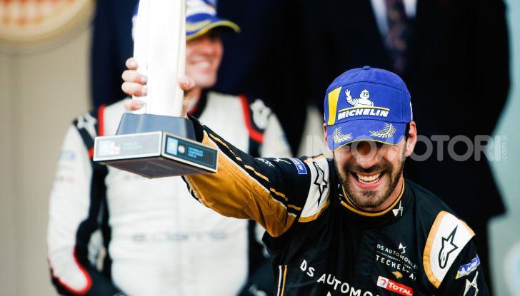 Seconda vittoria per Jean-Éric Vergne e DS TECHEETAH a Monaco - Foto 4 di 6