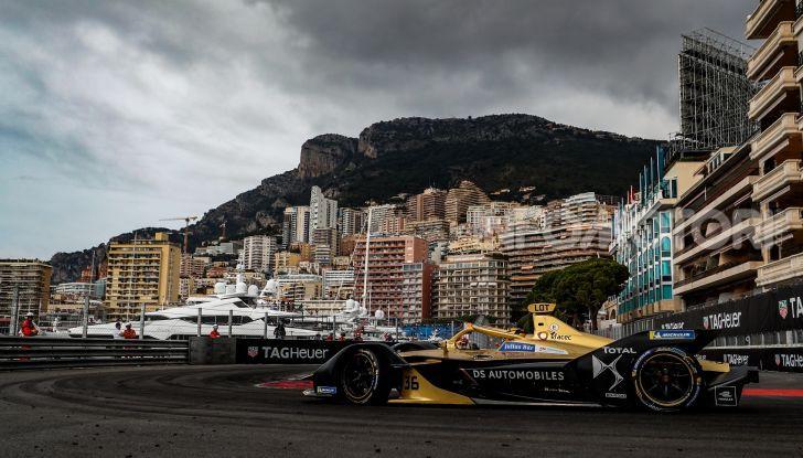 Seconda vittoria per Jean-Éric Vergne e DS TECHEETAH a Monaco - Foto 5 di 6