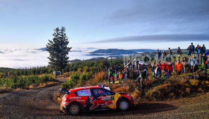 Sesto podio consecutivo per C3 WRC, grazie al 2° posto di Ogier-Ingrassia in Cile! - Foto 2 di 2