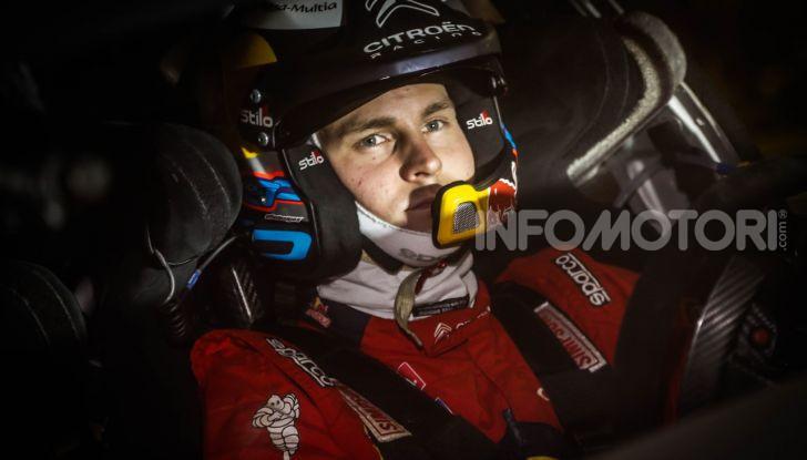 C3 WRC CILE: Sesto podio per Ogier-Ingrassia - Foto 1 di 3