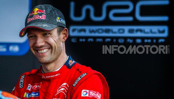 C3 WRC CILE: Sesto podio per Ogier-Ingrassia - Foto 2 di 3