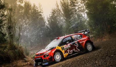 Sesto podio consecutivo per C3 WRC, grazie al 2° posto di Ogier-Ingrassia in Cile!