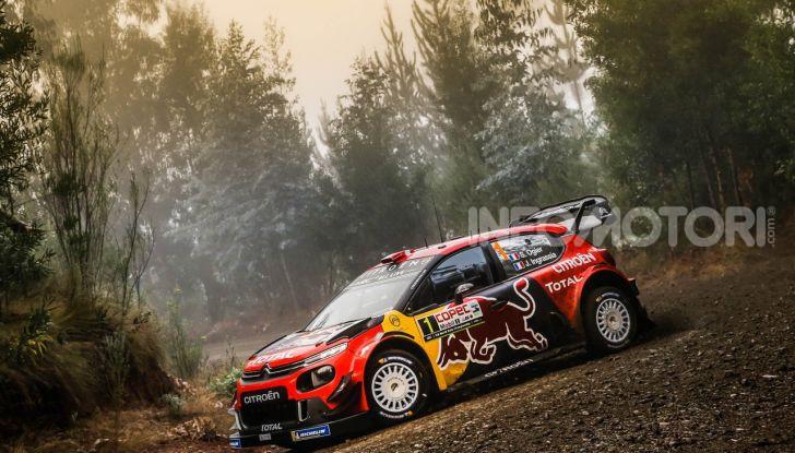 Sesto podio consecutivo per C3 WRC, grazie al 2° posto di Ogier-Ingrassia in Cile! - Foto 1 di 2